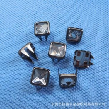 专业生产亚克力四方爪钻 爪钉 管钻 带钻铆钉 出口品质