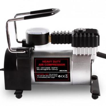 厂家批发汽车充气气泵 小型充气泵 车用打气泵 电动打气泵 12V