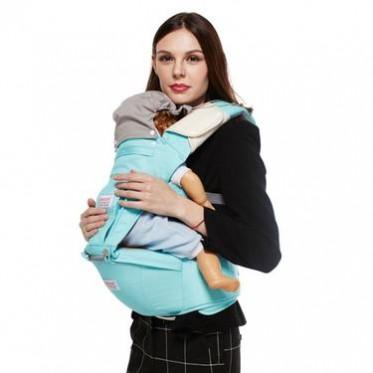 爬爬熊四季多功能婴儿背带前抱式抱婴单凳抱凳宝宝简易腰凳
