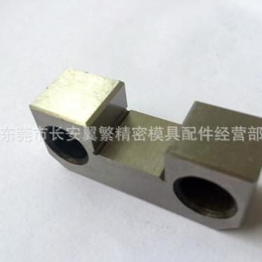 直身固定块PL2.0;方形辅助器;定位块、圆形导柱、边锁;精定位