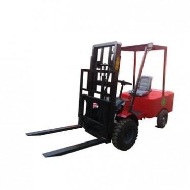 特惠1吨3米全电动堆高叉车半自动液压升高机步行式装卸堆垛搬运车