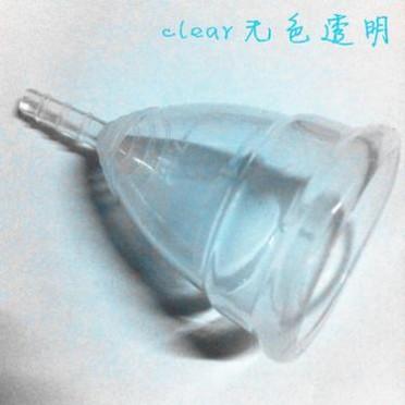 厂家直销 女性月经杯 硅胶月事杯 防过敏卫生巾可订做月经杯模具