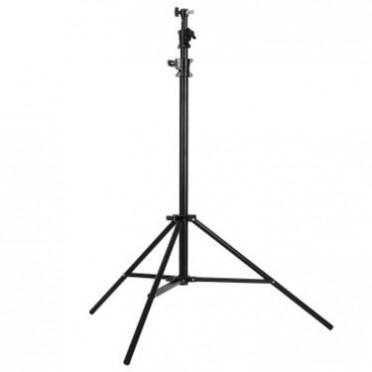 摄影灯架 3米气垫灯架 缓冲灯架闪光灯支架 摄影灯蝴蝶结灯架