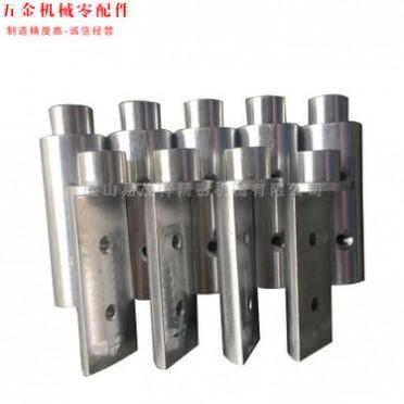 cnc加工精密金属零件不锈钢五金配件 模具通用配件非标自动化配件