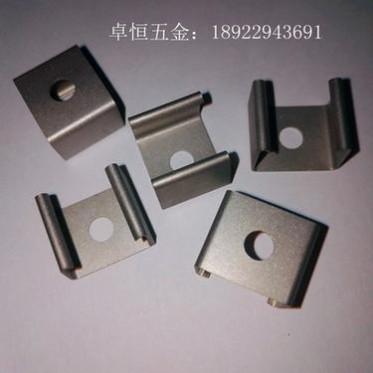 厂家订制加工弹片垫片支架面板五金件铜件铁件铝件五金冲压件