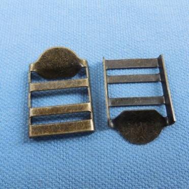 厂价直销25-40MM金属书包扣 目字扣 梯扣 书包调节扣 环保品质