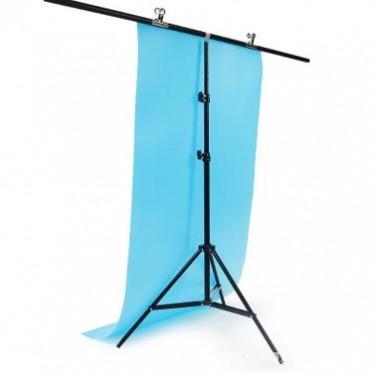 便携式2*2米T型背景架 摄影摄像金属支架 摄影支架背景架子批发