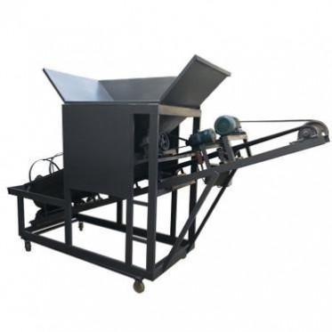 多功能移动式筛沙机20 30型滚筒式筛沙机折叠震动沙石分离机