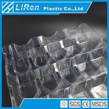 厂家定制 通用包装吸塑托盘pvc 电子产品五金周转 吸塑托盘