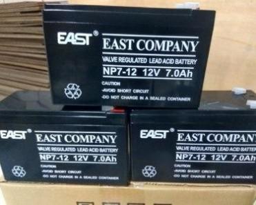EAST蓄电池NP100-12/12V100AH厂家直发,价格优惠,全国报价