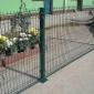 【厂家现货】 pvc绿色仓库隔离网 车间隔断 厂区防护围栏 可定制